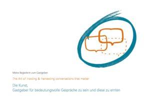 Titelseite der Belgeiterin für Gastgeber
