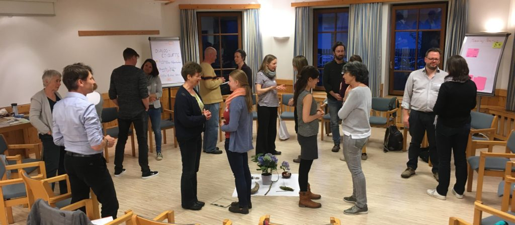 AoH Yspertal Training Übung